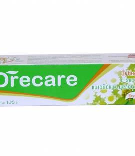 """Зубная паста  с экстрактом целебных трав """"Orecare"""""""